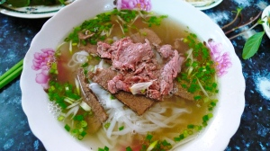 Pho as it should be (in Hanoi)